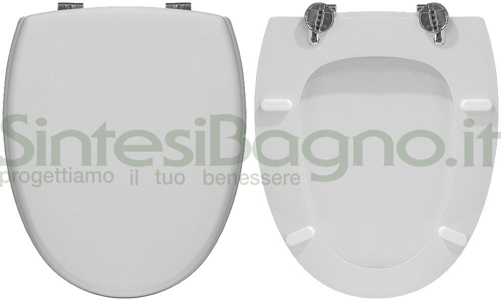 Toilet Seat/WC-Seat SintesiBagno MADE for Cesame WC FENICE series ...