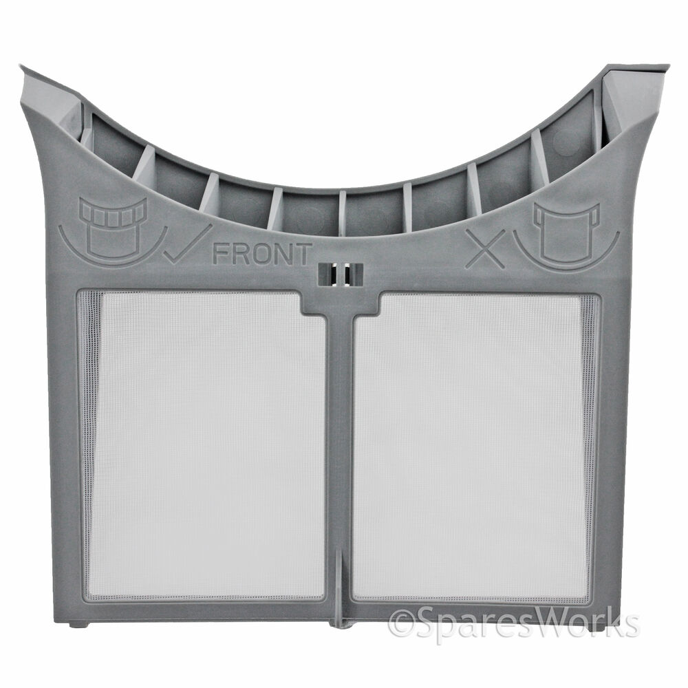 Tumble Dryer Filter ~ Hotpoint tumble dryer lint fluff filter cage ebay