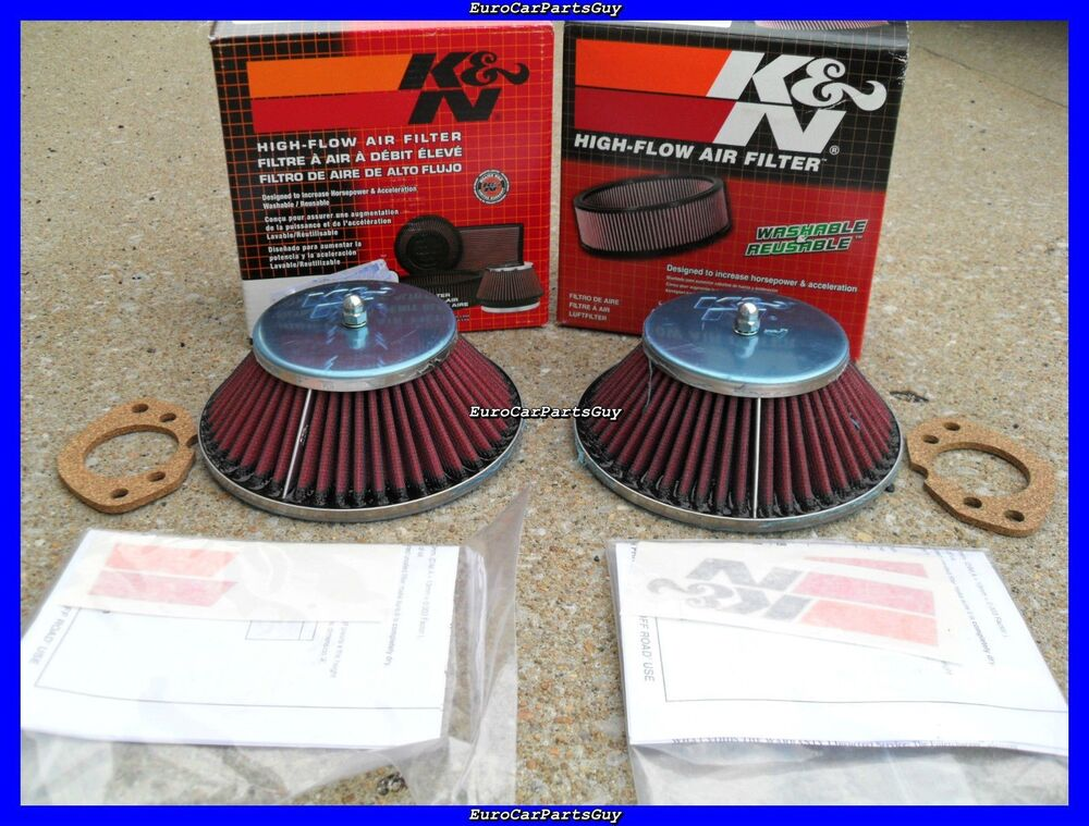 2 K Amp N Air Filter S For Datsun 240z With Su Hitachi 1 3 4