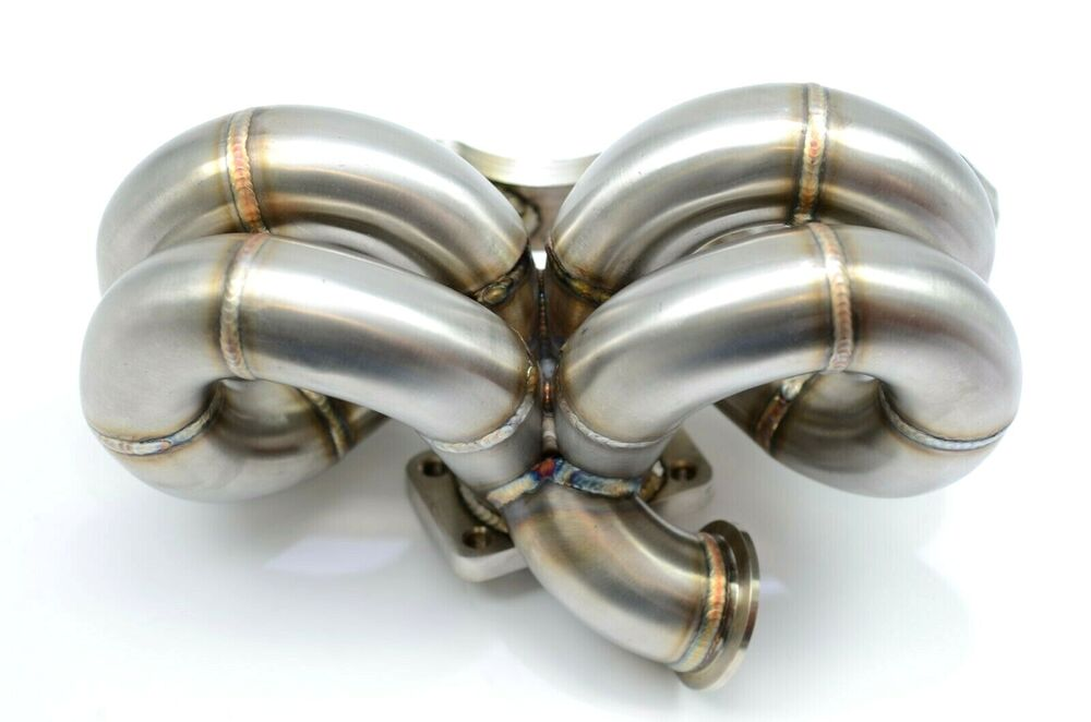 Honda B18c Supercharger: 1320 PERFORMANCE B Series AC Compatible Turbo Manifold GSR