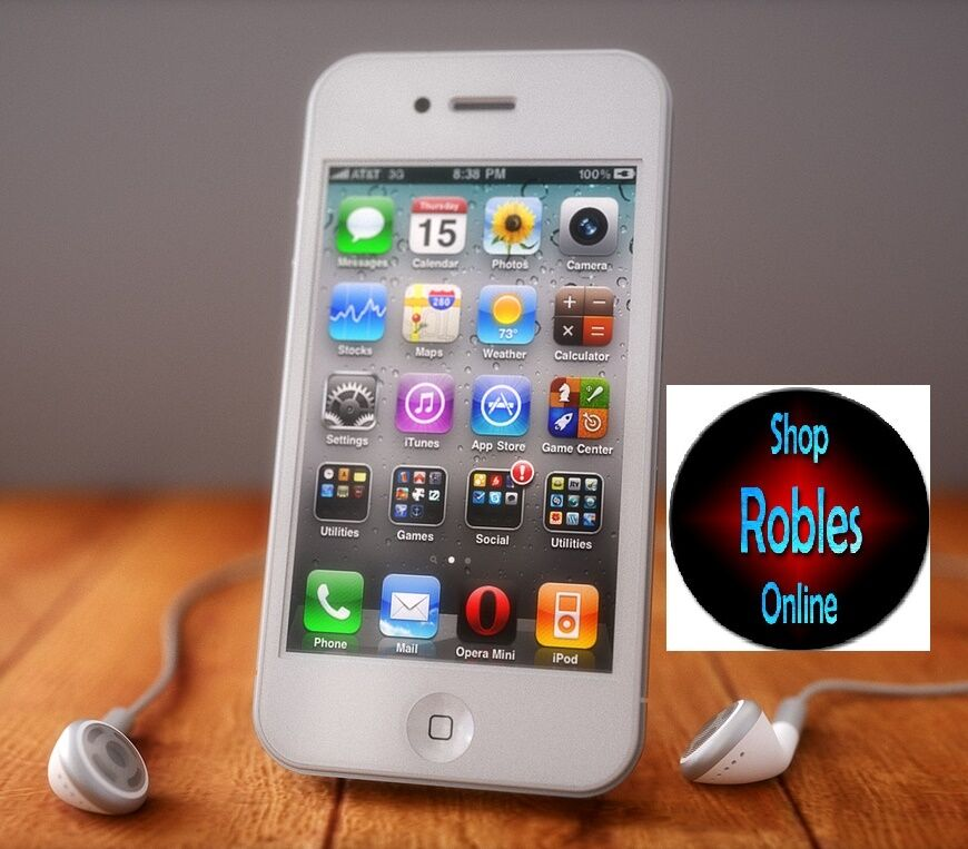 apple iphone 4s 16gb weiss ohne simlock wlan 3g gps 8mp. Black Bedroom Furniture Sets. Home Design Ideas