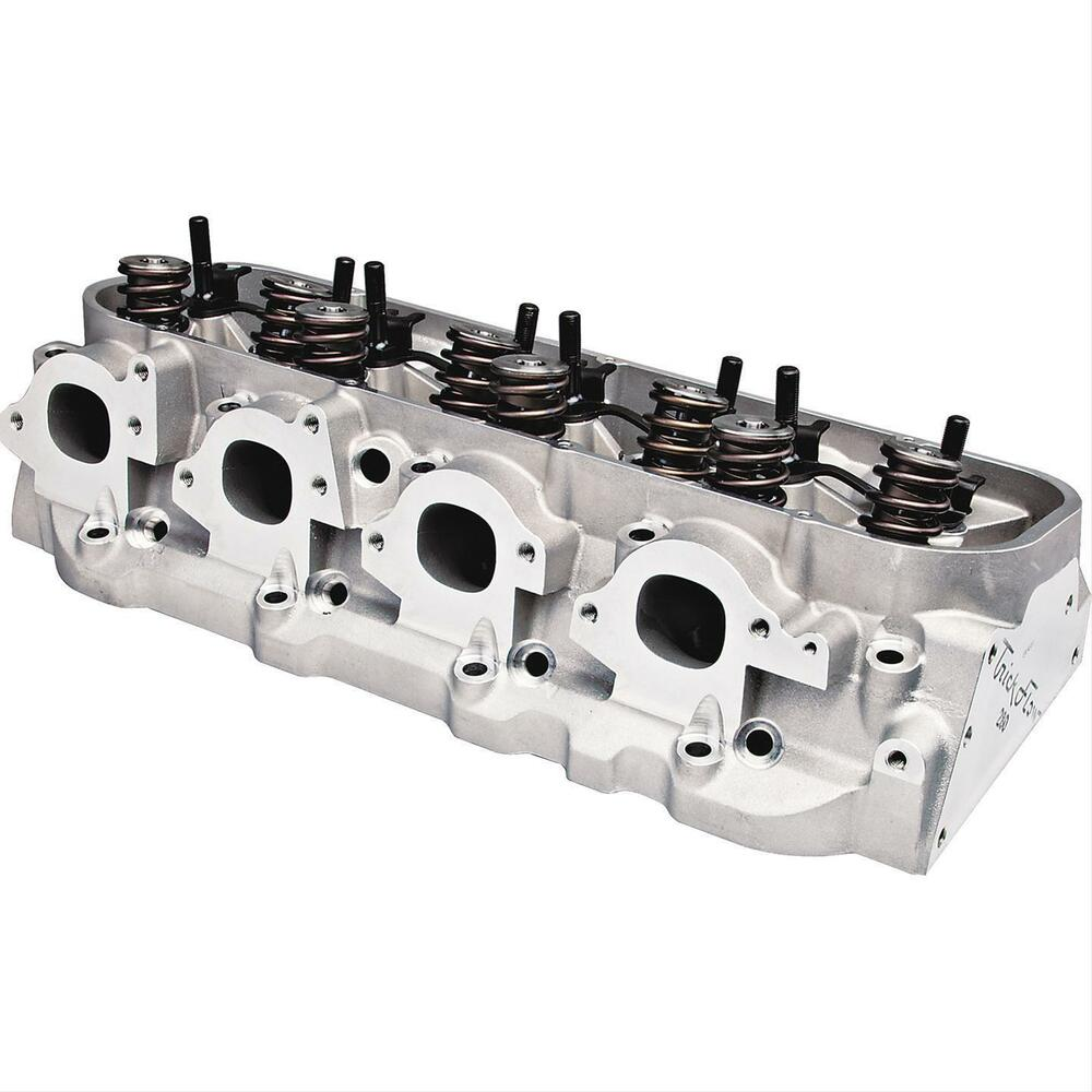 Trick Flow PowerOval 280cc Aluminum Cylinder Head Big