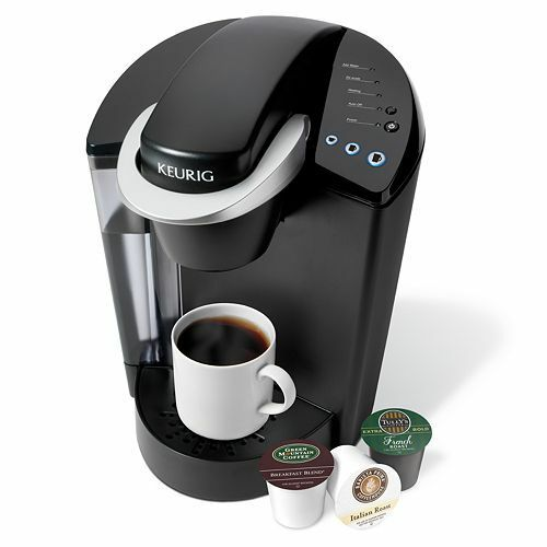 Keurig One Cup Coffee Maker Kohls : NEW Keurig K45 Elite Brewing System Single Serve Coffee Maker Brewer (Black) 10942203568 eBay