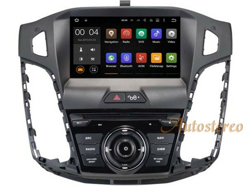 in dash car sat nav gps dvd auto radio car audio for ford. Black Bedroom Furniture Sets. Home Design Ideas