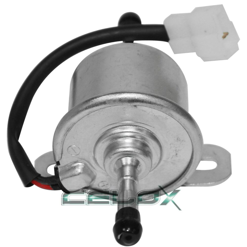 Jd Tractor Fuel Pumps : Fuel pump for john deere small engines am