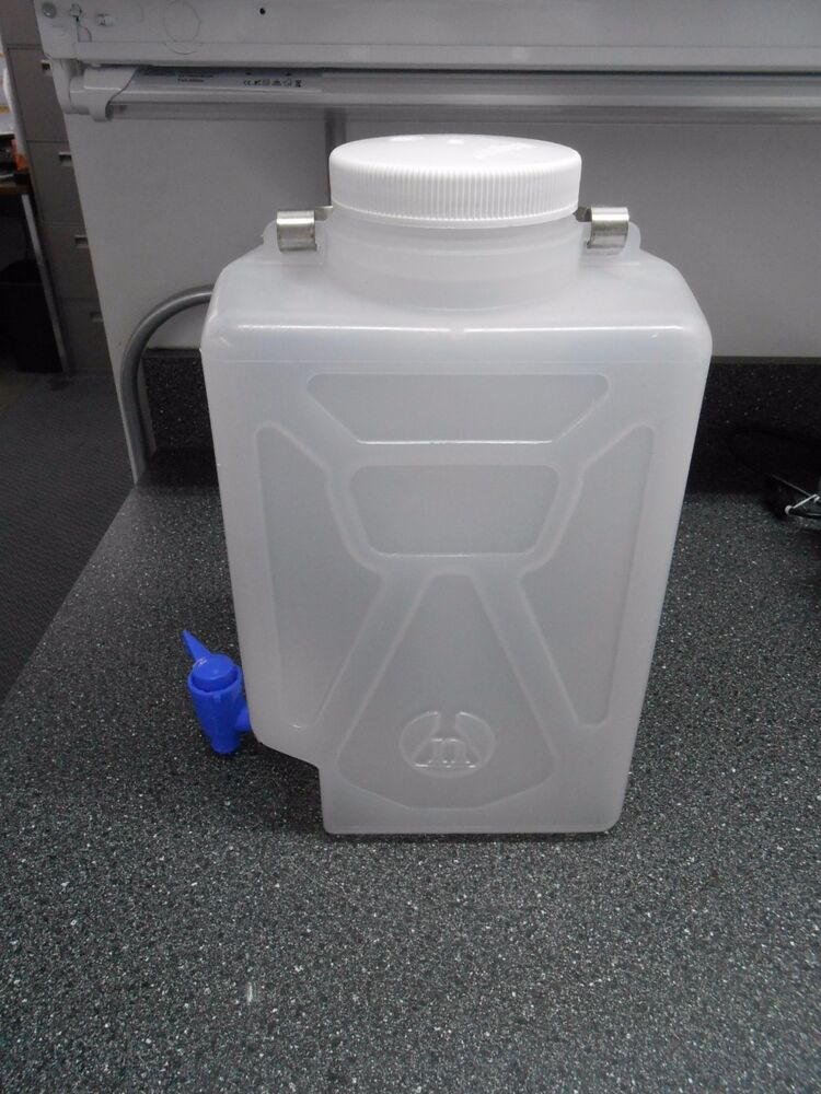Nalgene 8 Liter Polypropylene Bottle With Spigot Amp Handle
