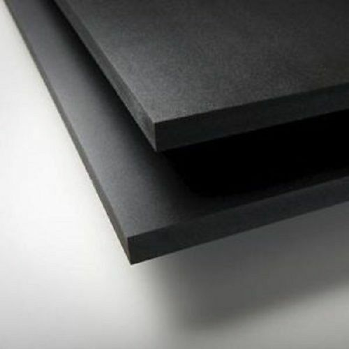 Sibe R Plastic Supply 3mm 1 8 Quot Black Sintra Pvc Foam Board