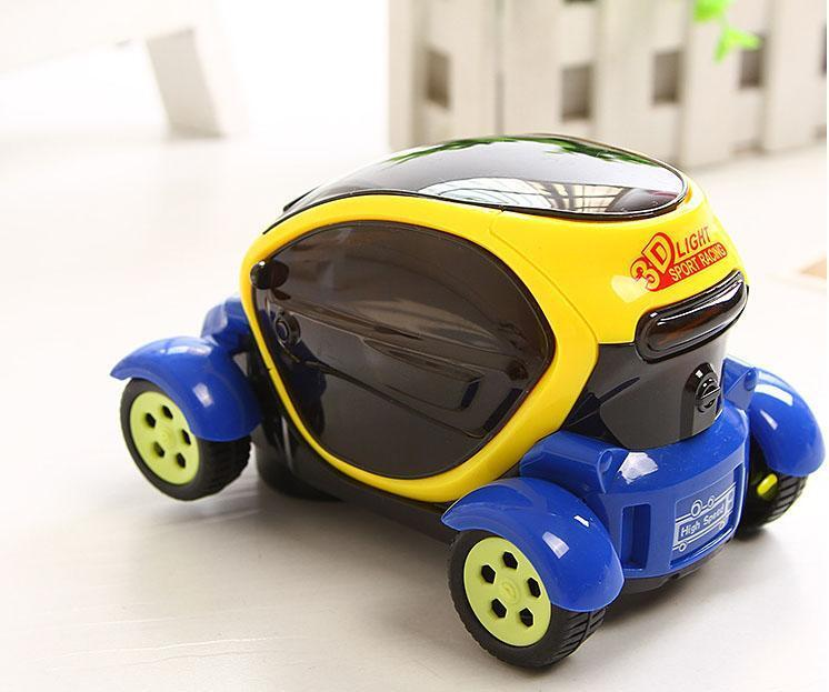 Cool 3d Flashing Music Car Electric Automatic Toy Birthday
