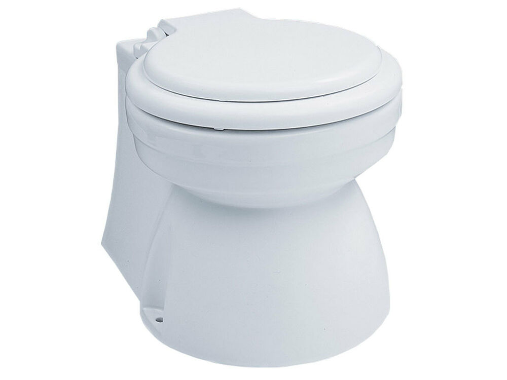 Tmc Electric Marine Toilet Home Type Small Seat Amp Cover