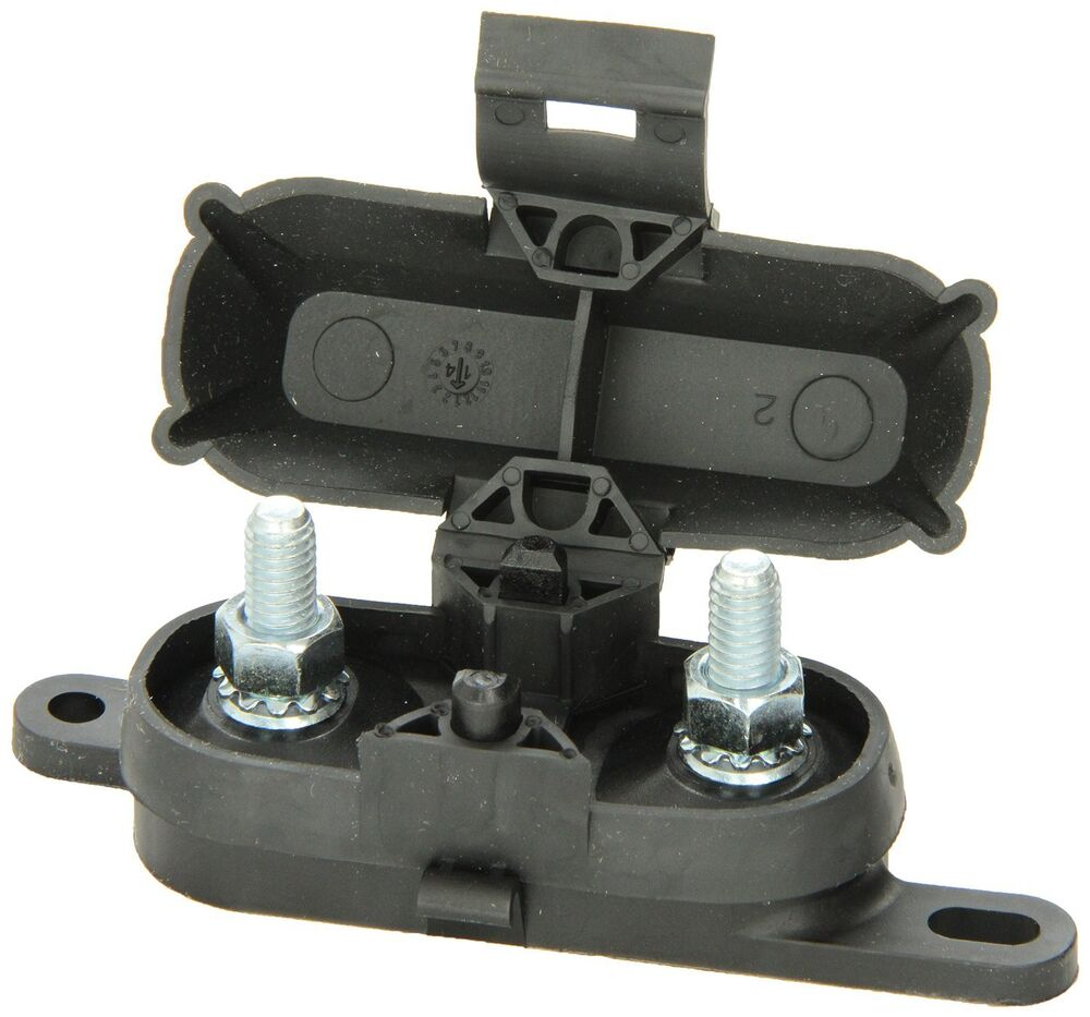 Bussman New HMEG Fuse Block Holder Mount AMG High AMP