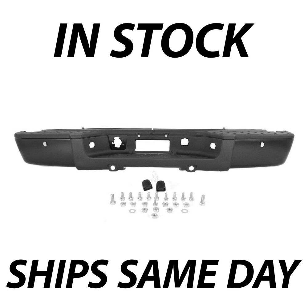 s l1000 silverado 1500 rear bumper ebay  at aneh.co
