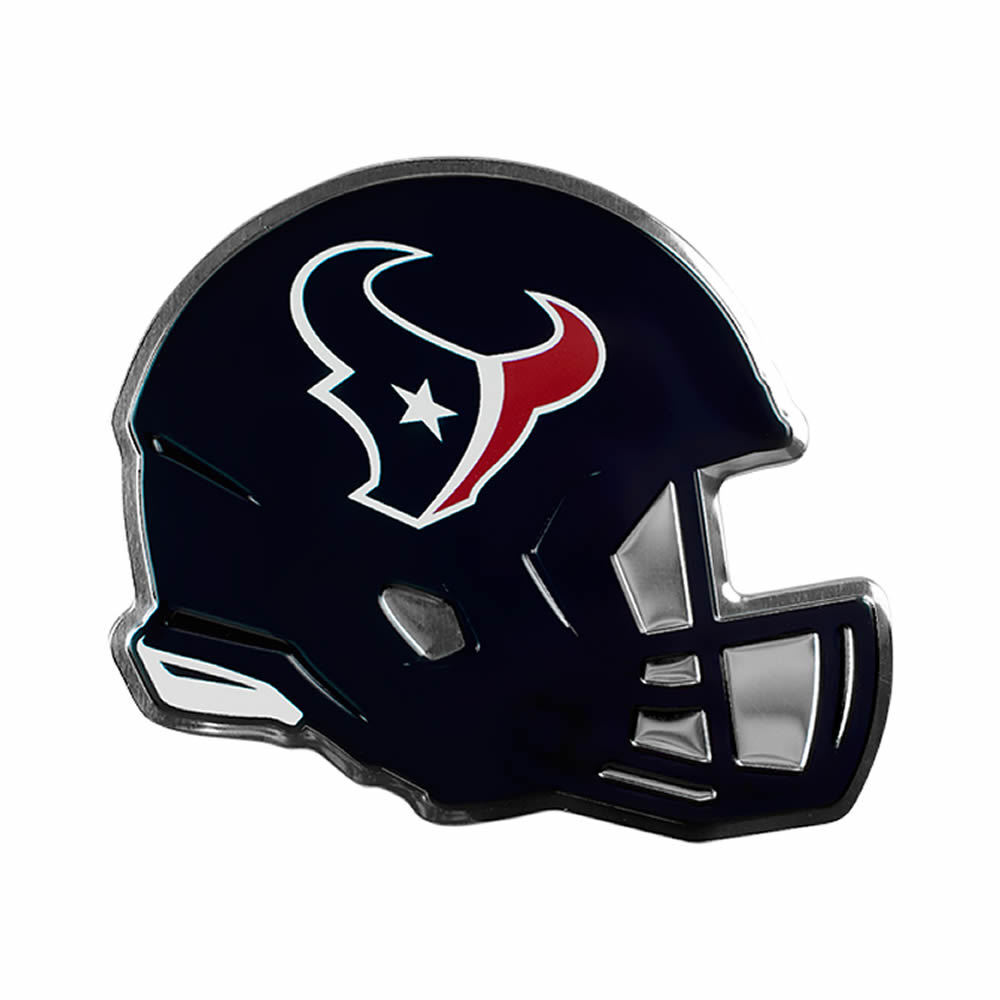 Nfl Officially Licensed Houston Texans Helmet Premium