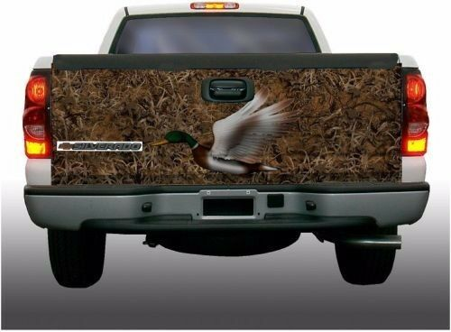 Duck Hunting Truck Tailgate Vinyl Graphic Decal Wraps Ebay