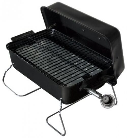 tabletop gas grill bbq cooking portable propane small compact cover tailgating ebay. Black Bedroom Furniture Sets. Home Design Ideas