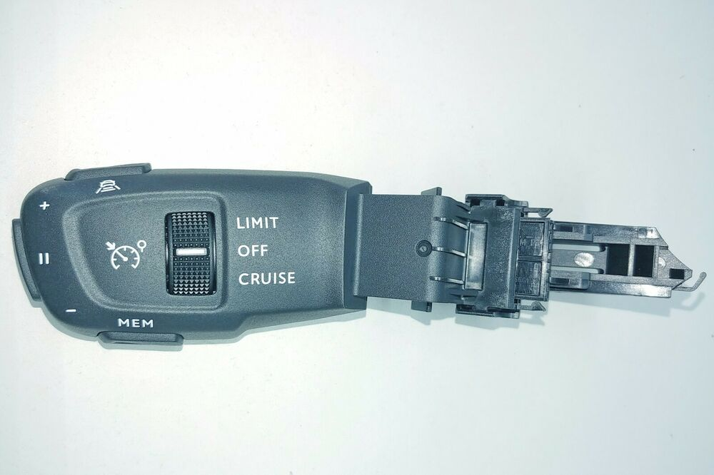 Peugeot Cruise Control Switch 6242z8 With Speed Limit Arm