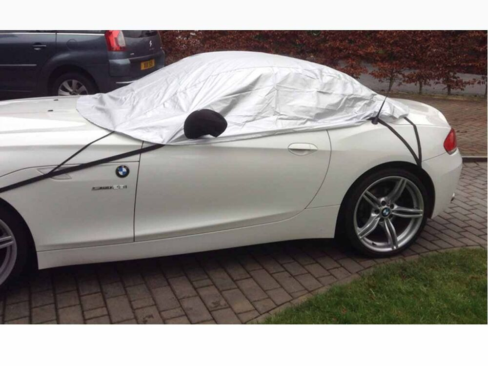 Bmw Z4 E89 Amp E85 Half Size Car Cover Ebay