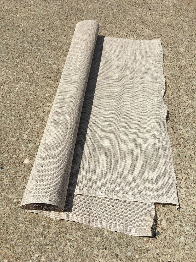 Sun Screen Shade Fabric Saddle Tan 6 39 X Multiple Lengths Seconds Free Shipping Ebay