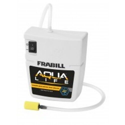 Livewell Aeration System Frabill Portable Aerator 14331