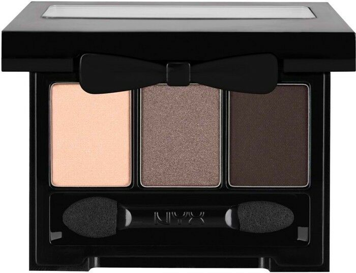 nyx love in rio eyeshadow palette lir01 shimmery taupe. Black Bedroom Furniture Sets. Home Design Ideas