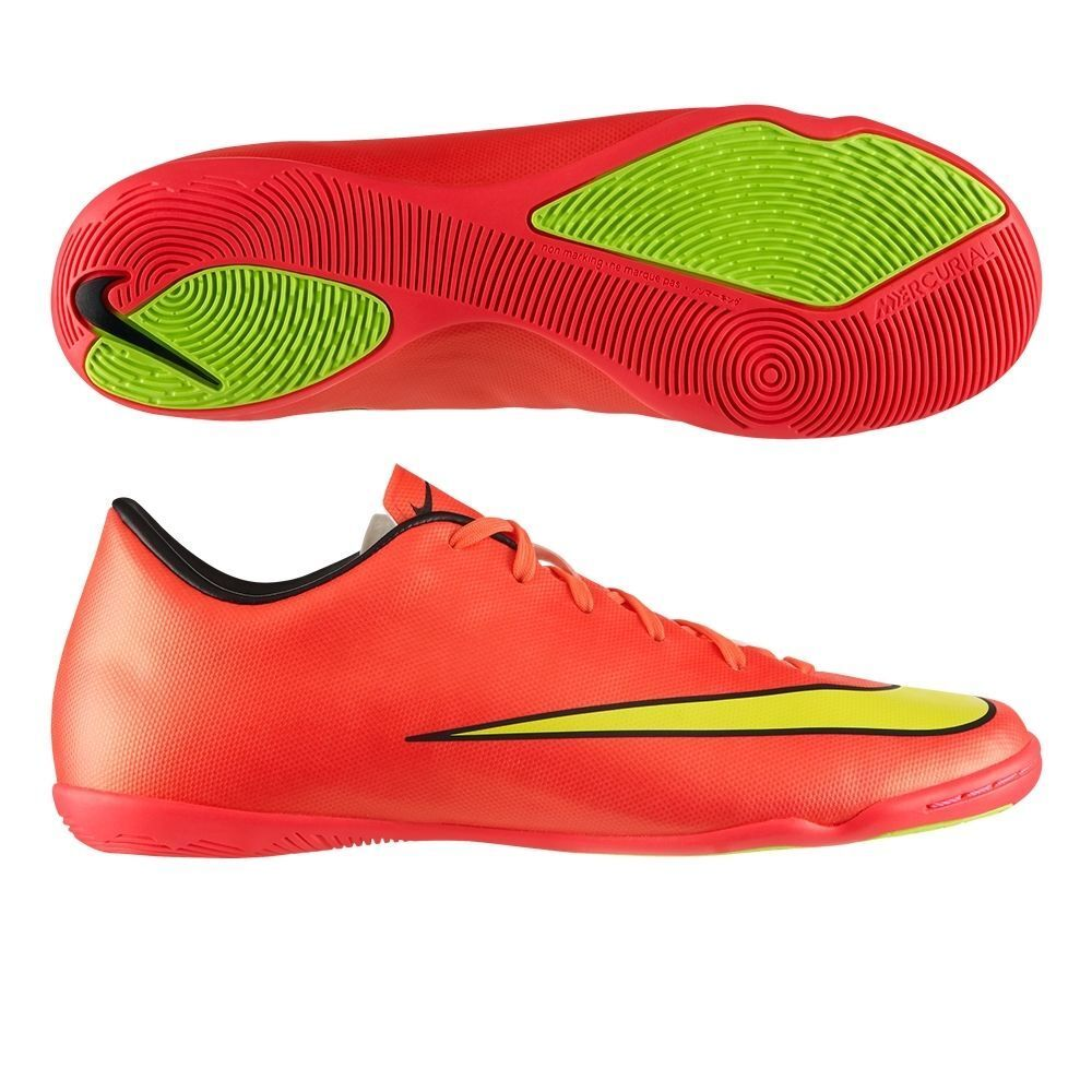 NIKE MERCURIAL VICTORY V IC INDOOR SOCCER CR7 SHOES ...