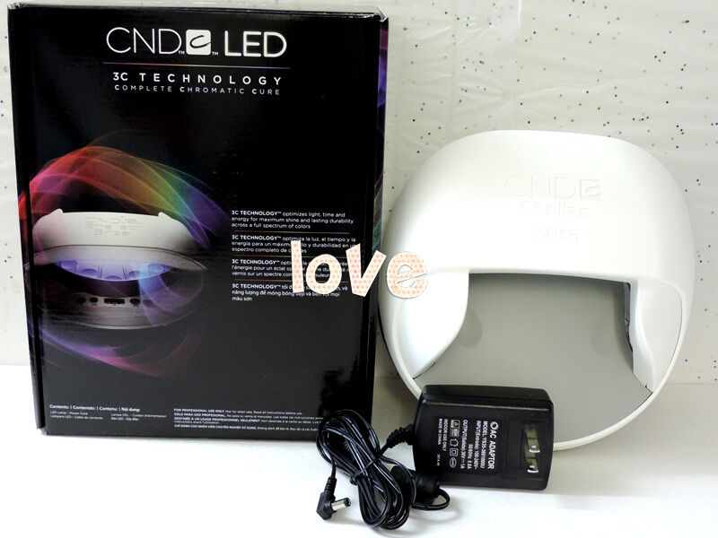 Cnd Led Light Lamp 110v 240v Shellac Nail Dryer Use