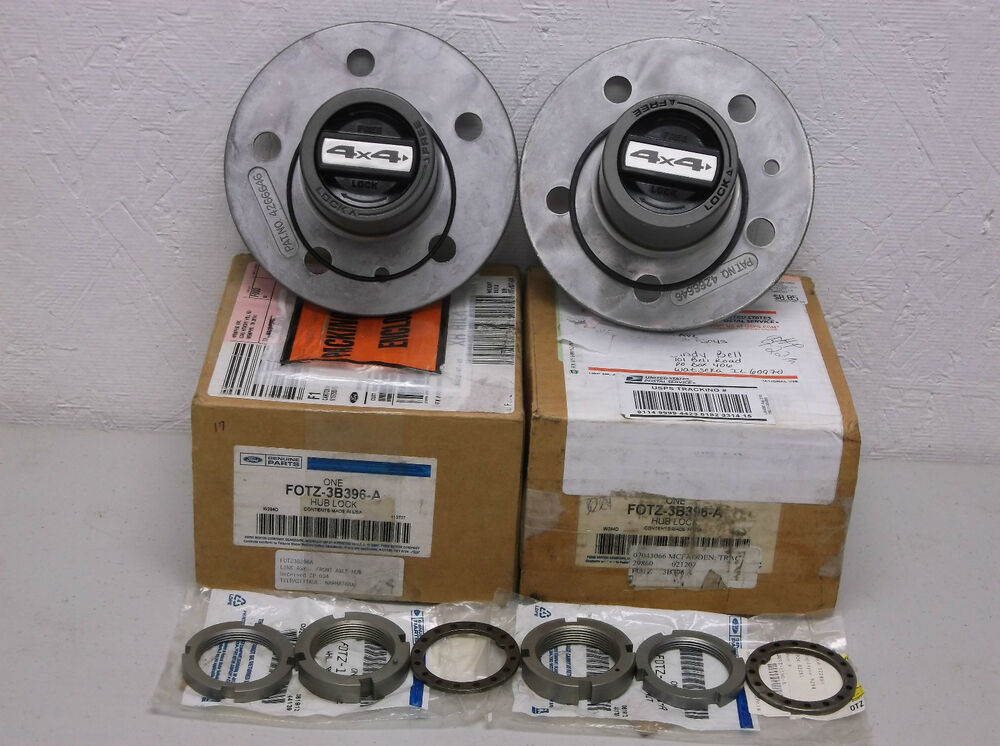 Ford Oem Parts : New ford oem parts hub conversion auto to manual
