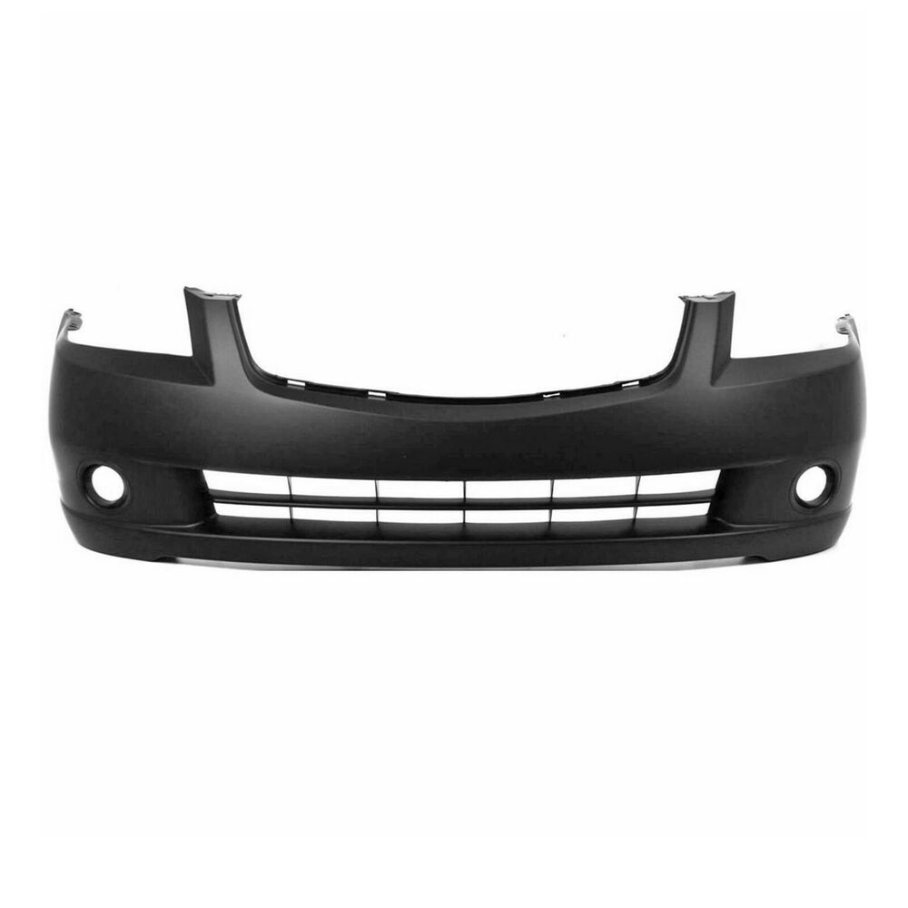 new primered front bumper cover fascia for 2005 2006 nissan altimadetails about new primered front bumper cover fascia for 2005 2006 nissan altima sedan 05 06