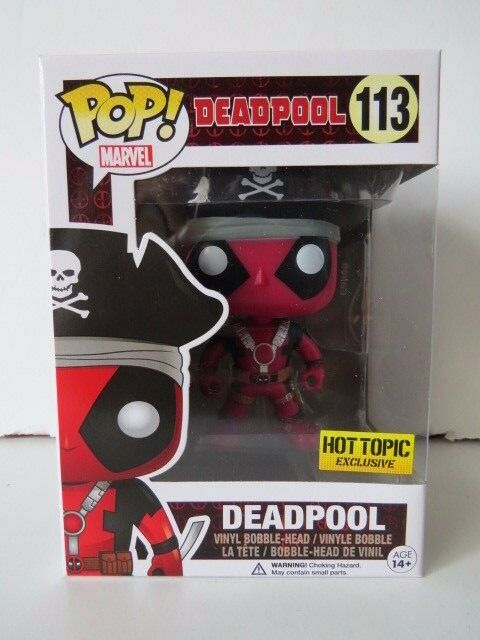 FUNKO MARVEL MAGNETO HOT TOPIC exclusivo POP Vinilo Figura