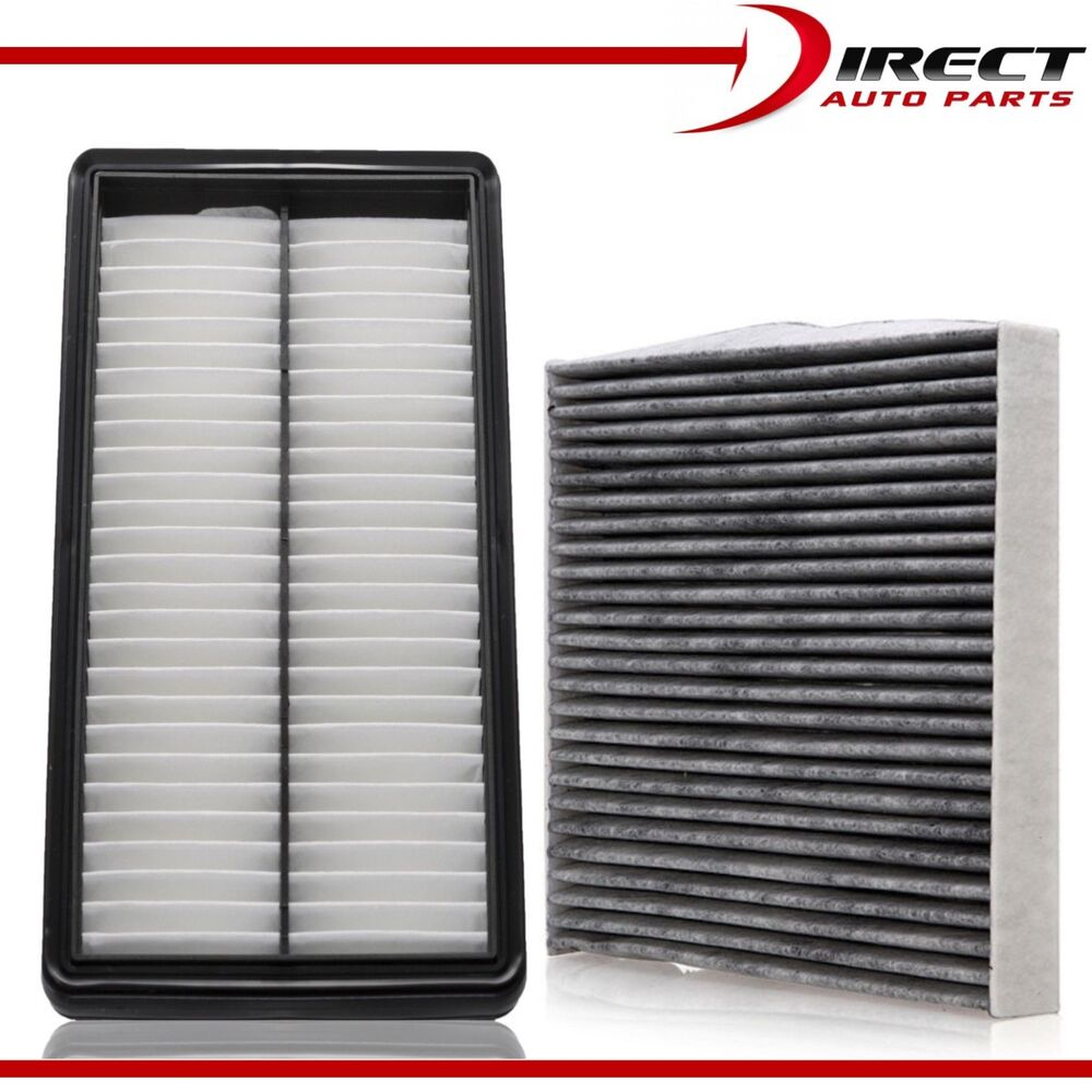 Honda engine air filter cabin air filter combo honda for Honda odyssey pilot