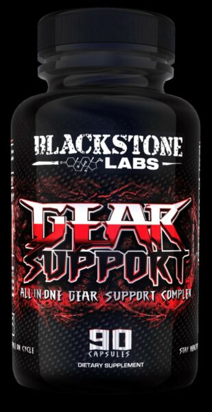 Blackstone Labs Gear Support, Advanced Cycle Support from MAKERS OF SUPER DMZ 2.