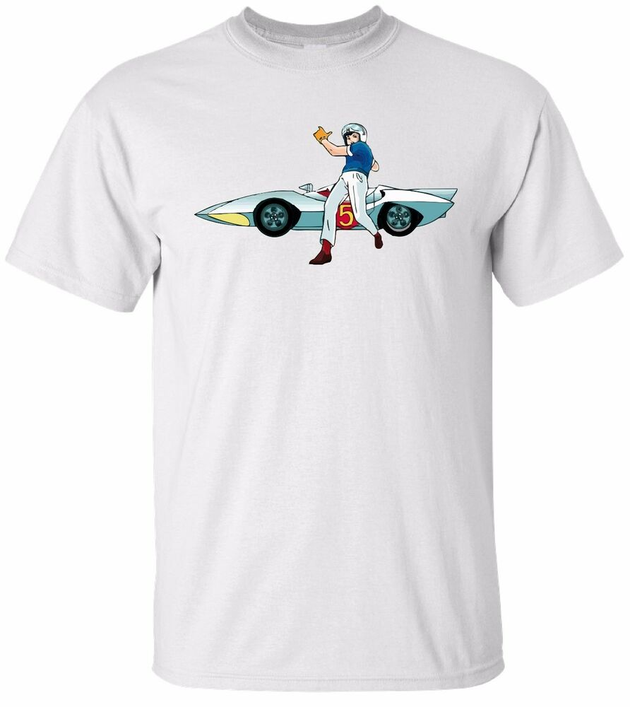 Speed Bmf Tee By Mach T 5 The 100Cotton Shirt Raceramp; White Pm8Oyvn0Nw