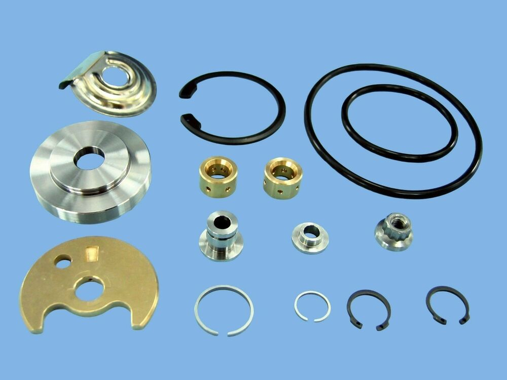 mitsubishi pajero l200 300 2 5 montero 2 3 turbo charger rebuild repair kit kits ebay. Black Bedroom Furniture Sets. Home Design Ideas