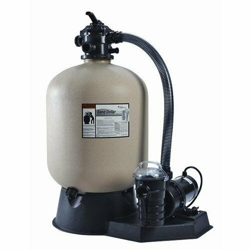 Pentair Sand Dollar Above Ground Sand Filters Amp Systems Ebay
