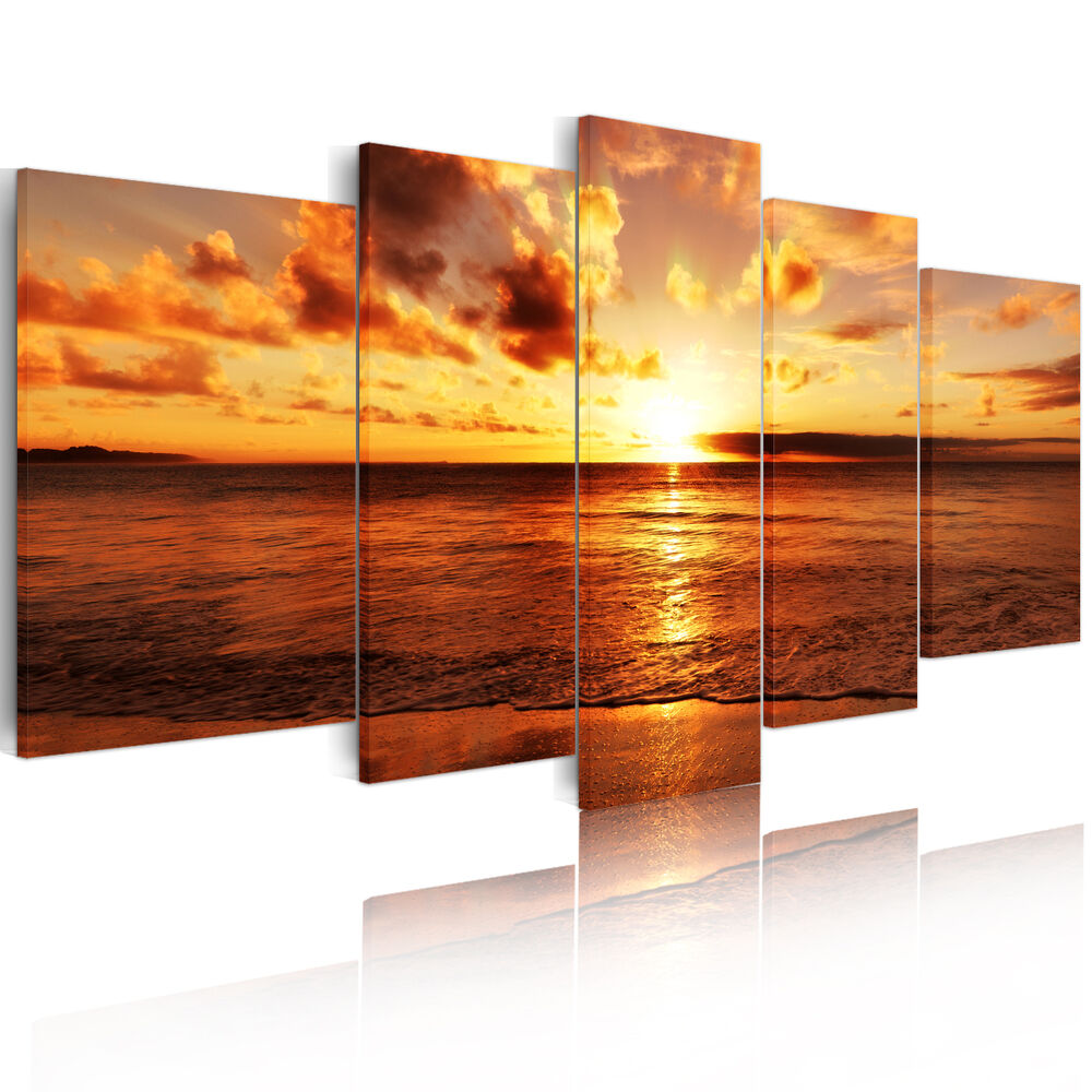 Canvas Prints Poster Home Decor Wall Art Painting Sunrise