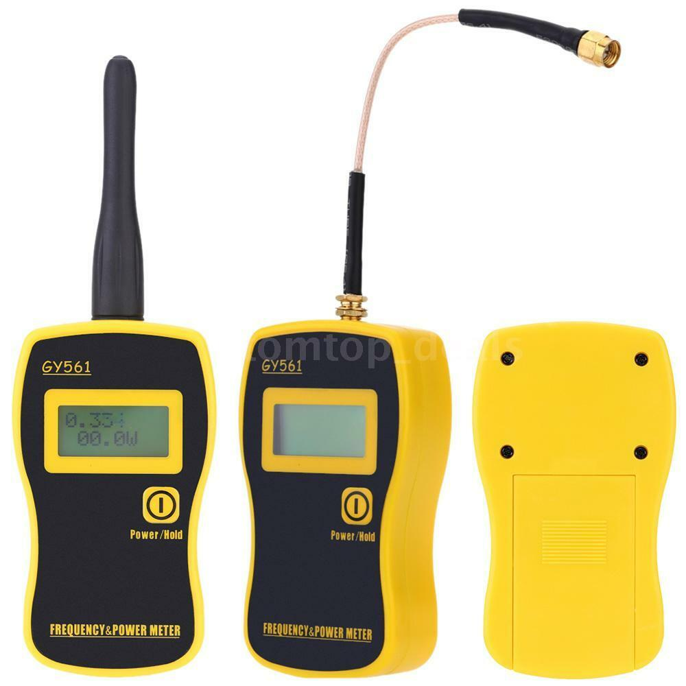 Radio Frequency Power Meter : Gy frequency counter meter power measuring w for