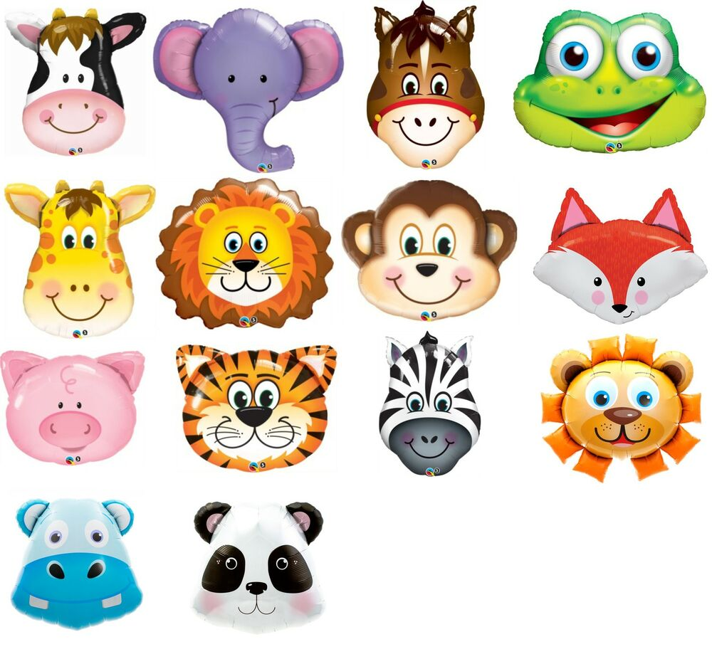 Baby Animal Party Decorations