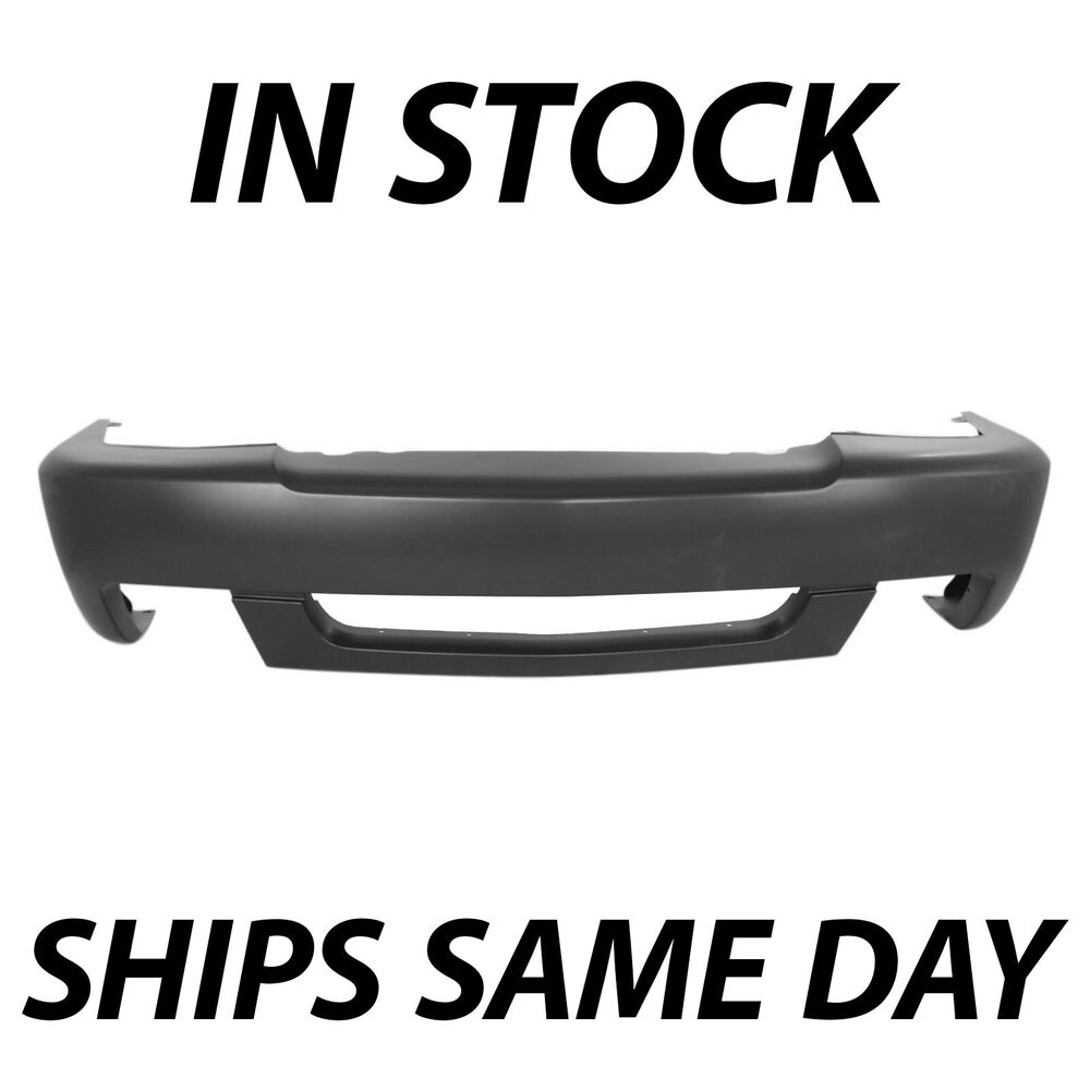 Cold Air Intake For Chevy Silverado 1500 >> New Primered - Front Bumper Cover For 2003-2007 Chevy Silverado 1500 SS 03-07 | eBay
