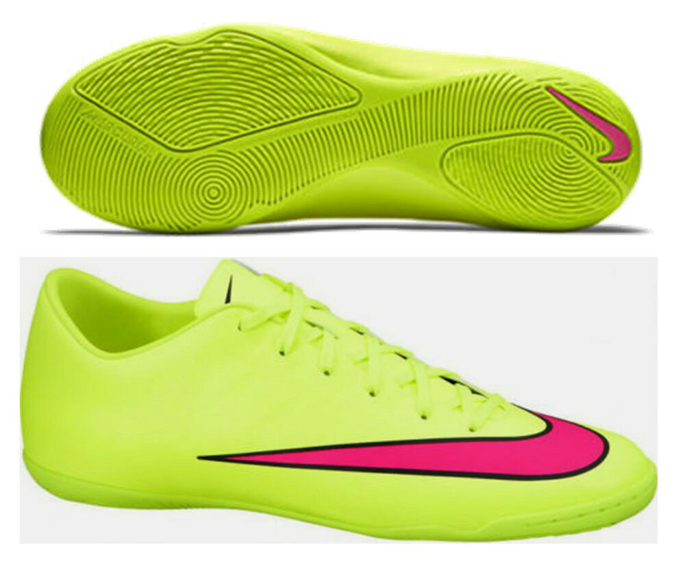 Nike Youth Mercurial Victory V Indoor Soccer Shoes