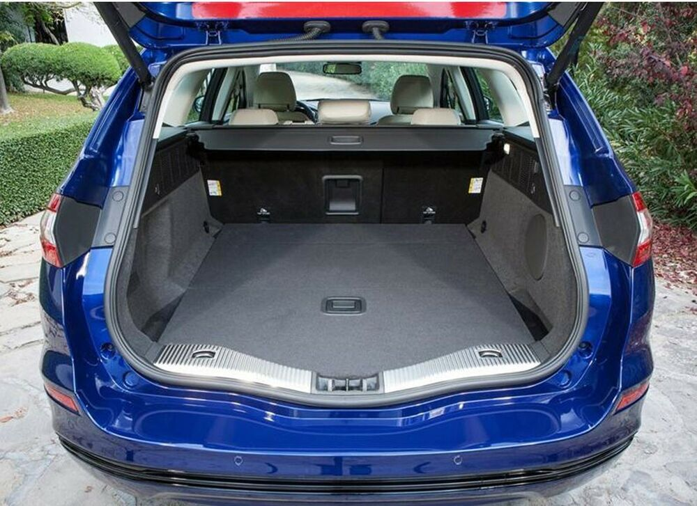 Envelope Style Trunk Cargo Net For Ford Fusion 2013 2016