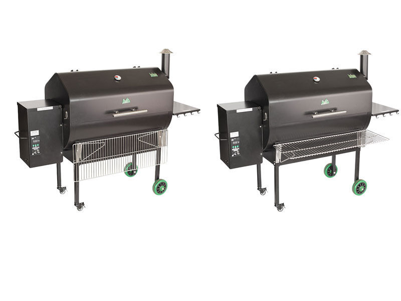 Gmg Front Shelf Cooking Bbq Green Mountain Grills Jim