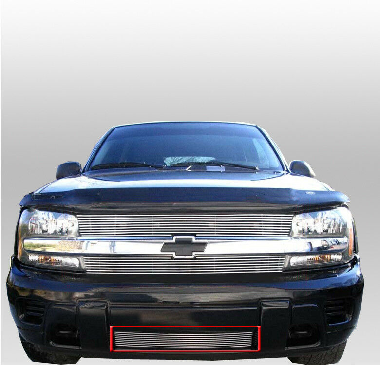 CHEVY 2002-2005 TRAILBLAZER FRONT LOWER BUMPER BILLET ...