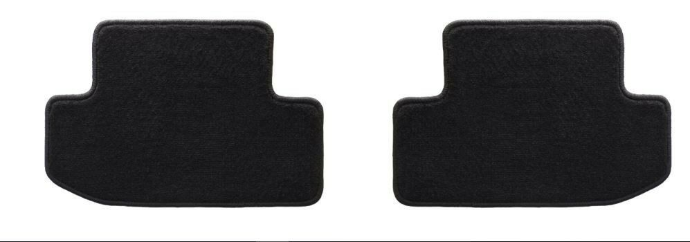 2015 2017 Ford Mustang Lloyd Velourtex Rear Floor Mats