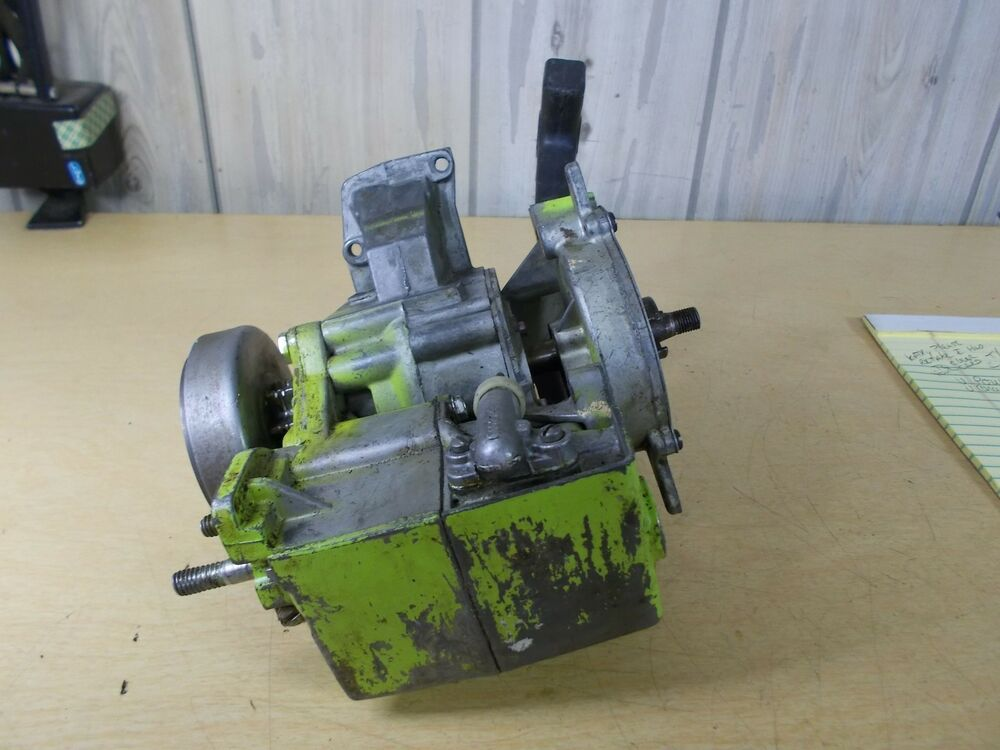 Vintage poulan chainsaw motor 28027 free shipping ebay for Ebay motors shipping company