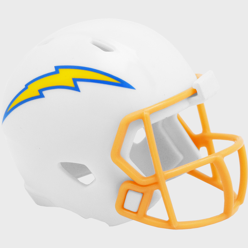 New San Diego Chargers Nfl Riddell Speed Pocket Pro