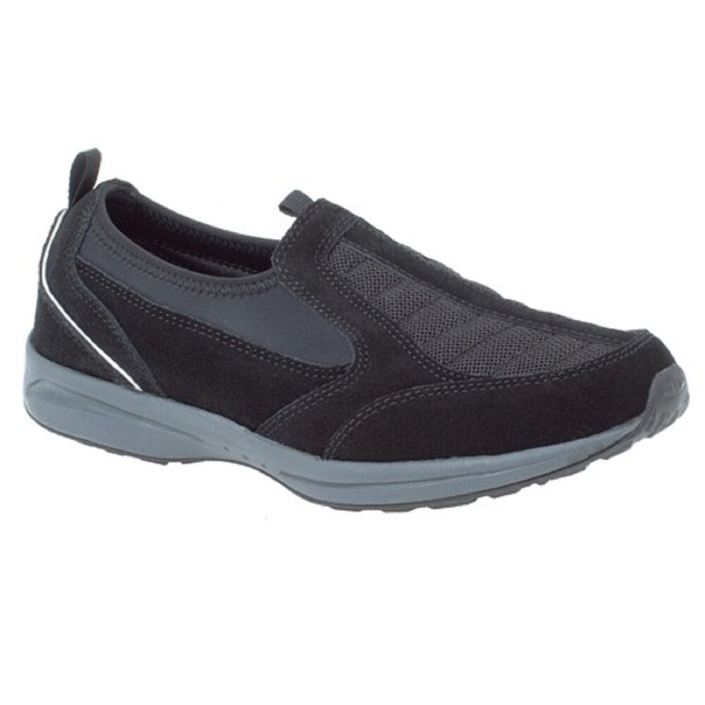 Easy Spirit Womens TRAVEL TIME Suede Low Top Slip On Walking Shoes. See at Bluefly. CONNEXITY. Easy Spirit Easy Spirit Easy Spirit Womens TRAVEL TIME Suede Low Top Slip On Walking Shoes Bluefly $ $ Put your best foot forward in Easy Spirit's Romy walking shoe, part of the Classic Collection. This shoe is designed to be a light.