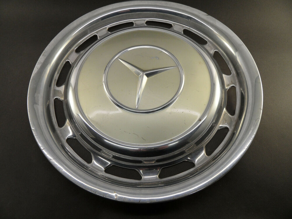 Mercedes W123 W116 W115 W114 R107 350sl Wheel Center Cap