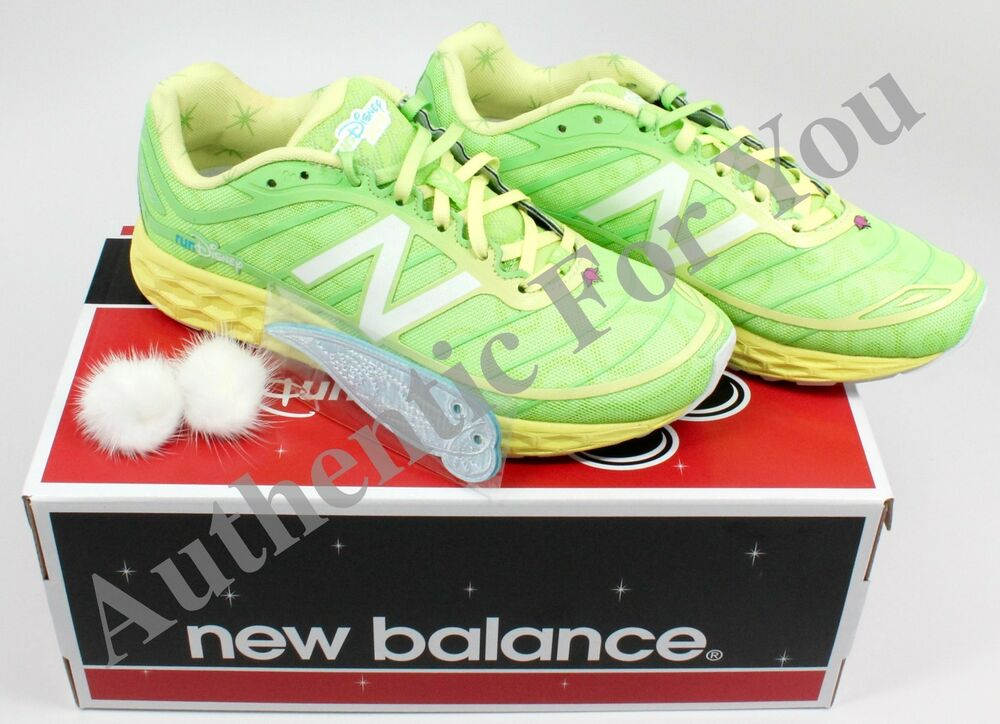 Tinkerbell Running Shoes