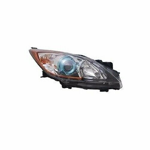 right side replacement headlight assembly for 2012 2013. Black Bedroom Furniture Sets. Home Design Ideas