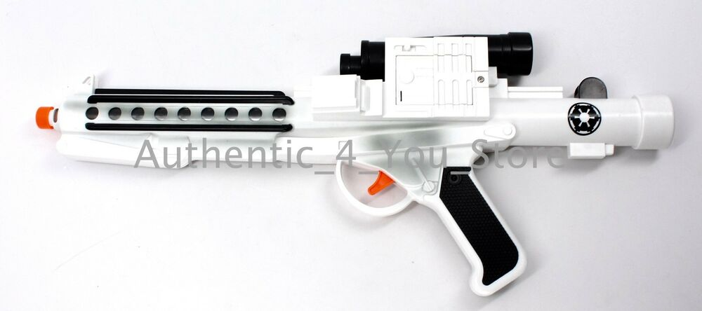 Star Wars Toy Guns : New disney parks star wars white stormtrooper blaster toy