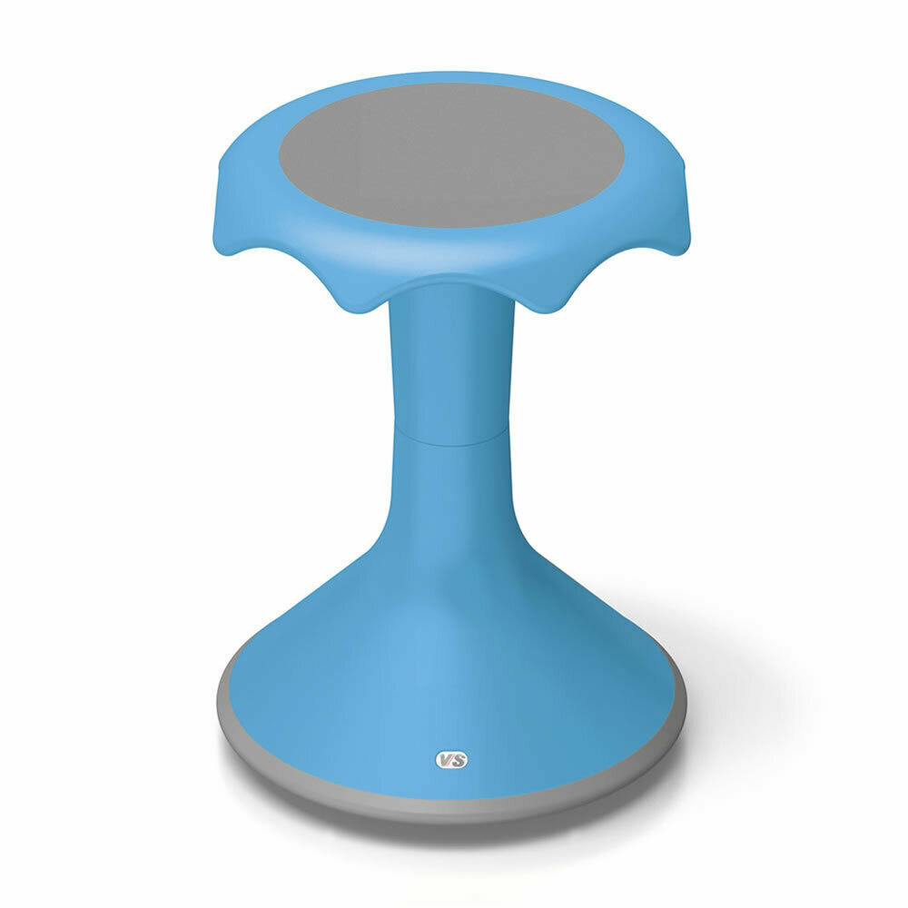 Hokki Stool 18 Quot Light Blue Ebay